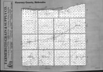 Index Map, Kearney County 1990
